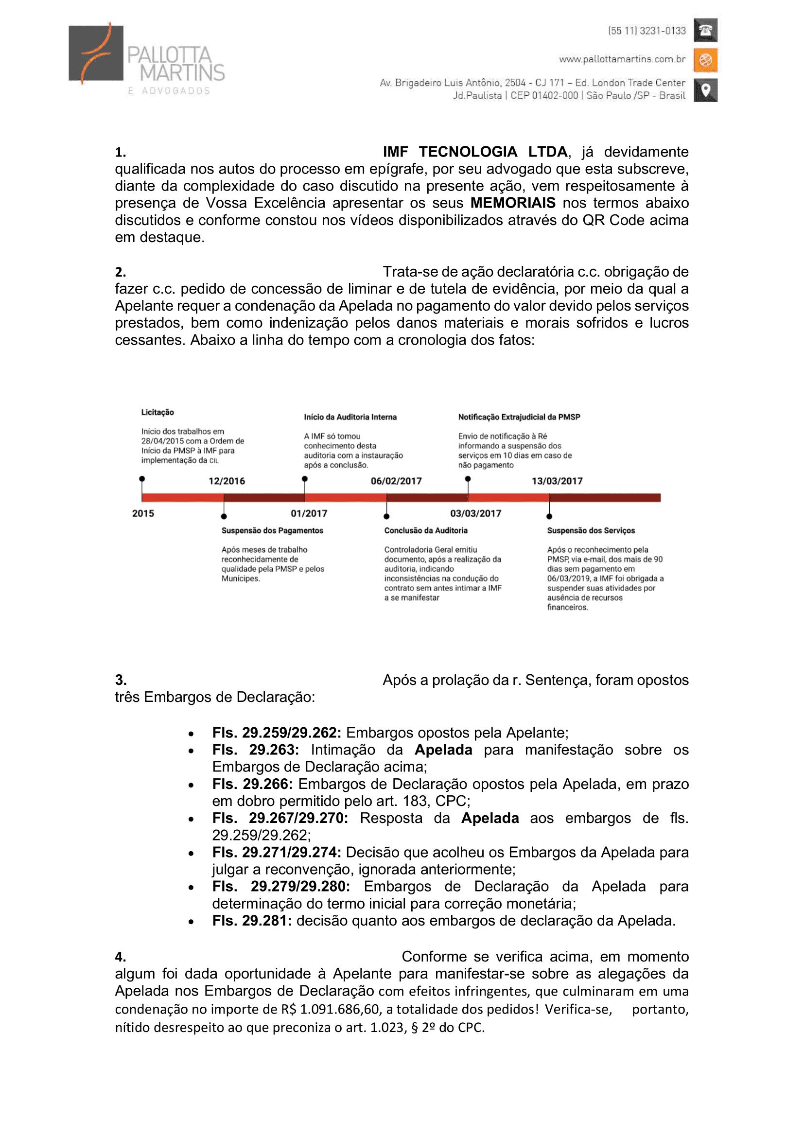Como aplicar as técnicas de Visual Law 02