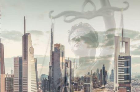 Como Dubai está imaginando os tribunais do futuro