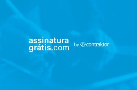 Assinaturagratis.com pretende democratizar a assinatura eletrônica no Brasil