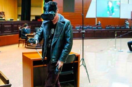 Tribunal chinês usa realidade virtual para reconstruir cena do crime