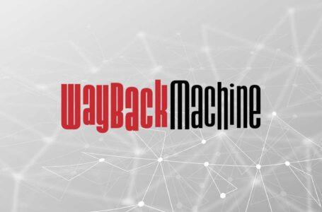 Como os advogados podem usar o Wayback Machine na produção de prova
