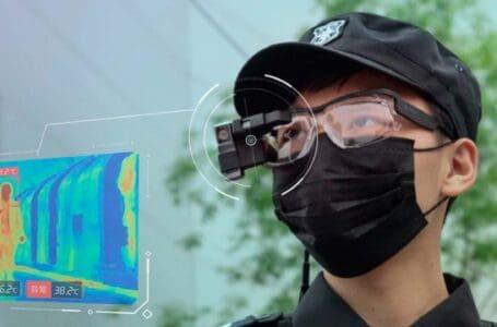 Empresa chinesa lança óculos inteligentes para prevenir COVID-19