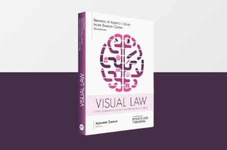 Lançado o primeiro livro sobre Visual Law do Brasil