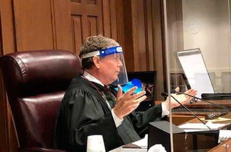 tribunais nos EUA