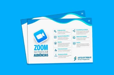 TRT7 adota Visual Law em manual para audiências virtuais