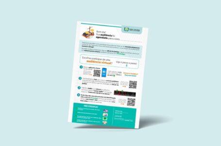 Vara de Calçoene (AP) cria guia informativo visual para audiências