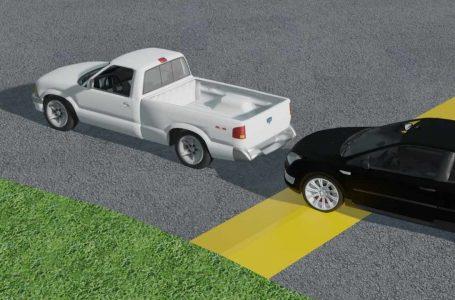 Como a animação 3D pode ajudar a representar acidentes de trânsito