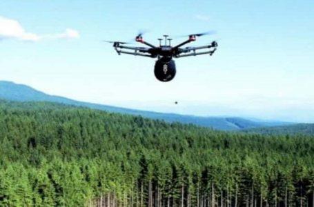 Advogado usa drone em processo de divisão de terras
