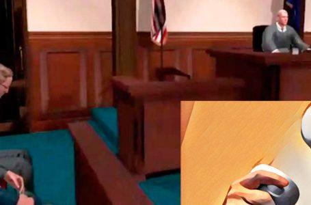 Como a realidade virtual pode ajudar na preparação para audiências e julgamentos